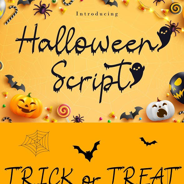 Halloween Script