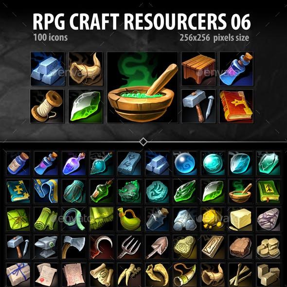 RPG Craft Resources 06