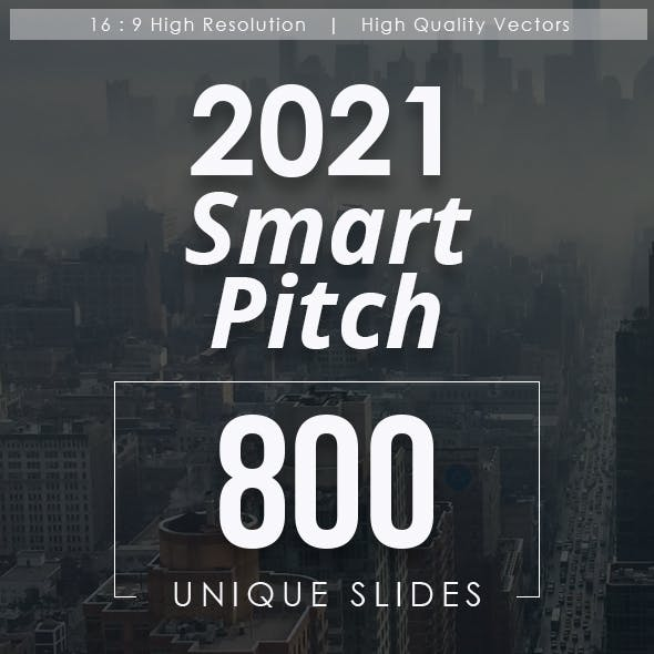 2021 Smart Pitch Google Slides Template