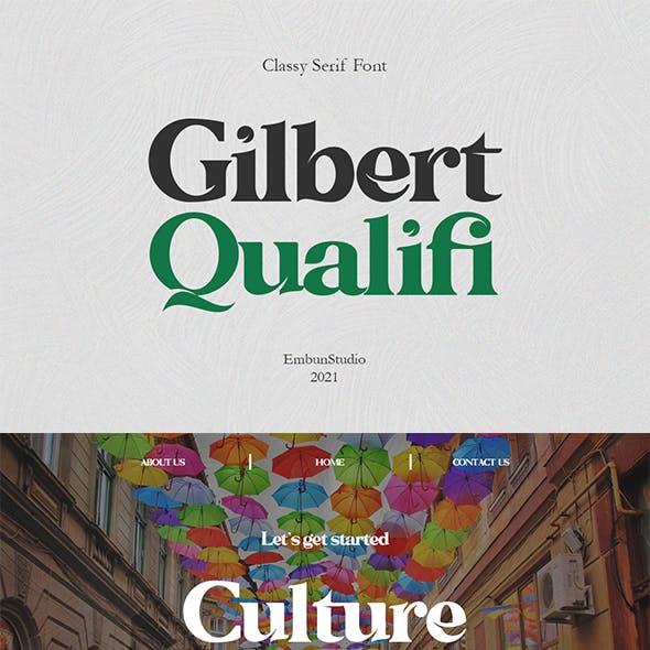 Gilbert Qualifi