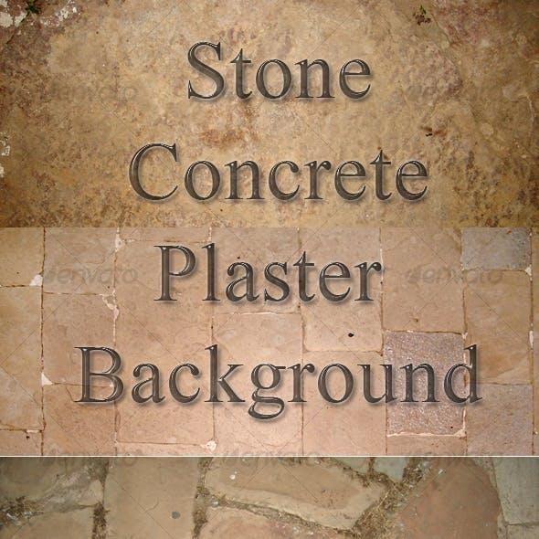 11 Stone Concrete Plaster Background