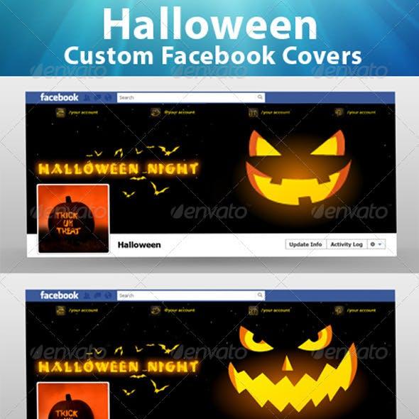 9 in 1 Halloween FB Timeline