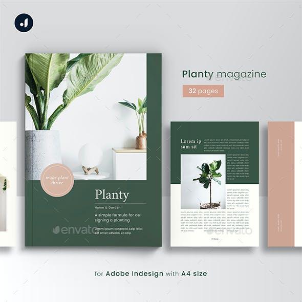 Planty Magazine