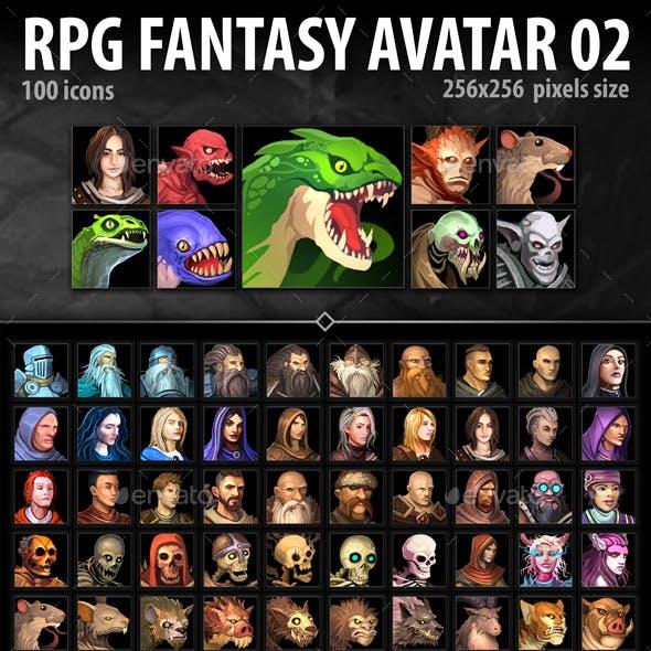 RPG Fantasy Avatars 02