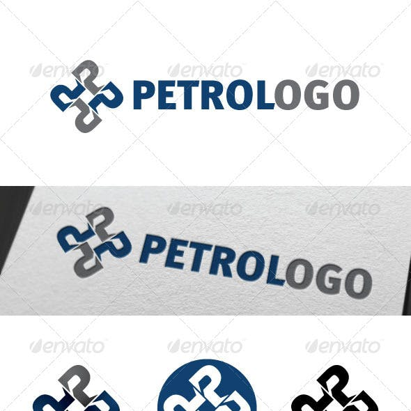 Petrologo Logo Template