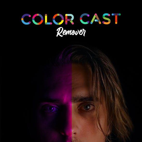 Color Cast Remover Photoshop Action