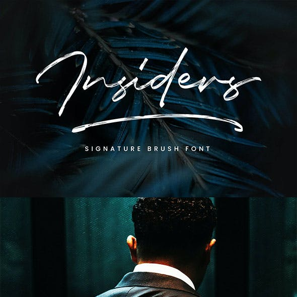 Insiders - Signature Brush