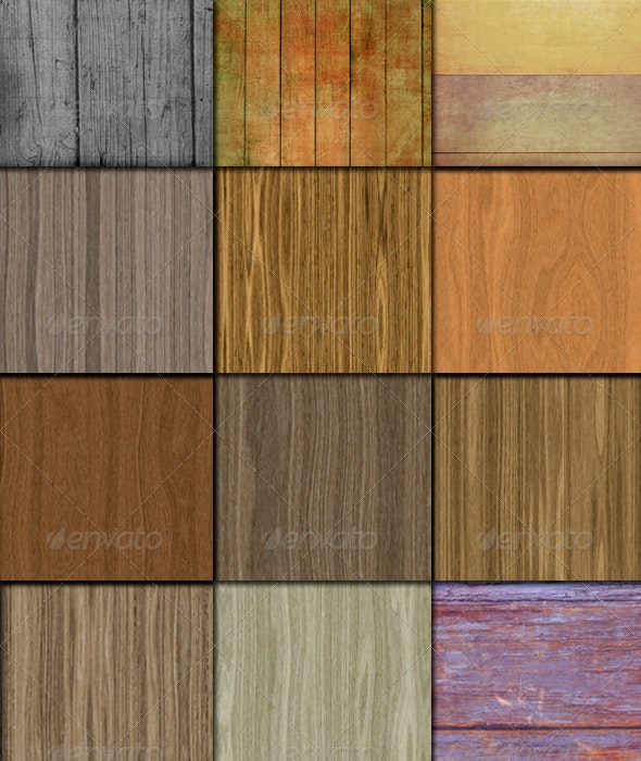 Wood Module and Texture - Wood Textures