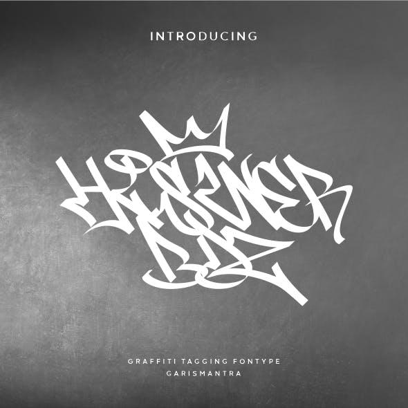 Graffiti Fonts | Tagging Vol.1