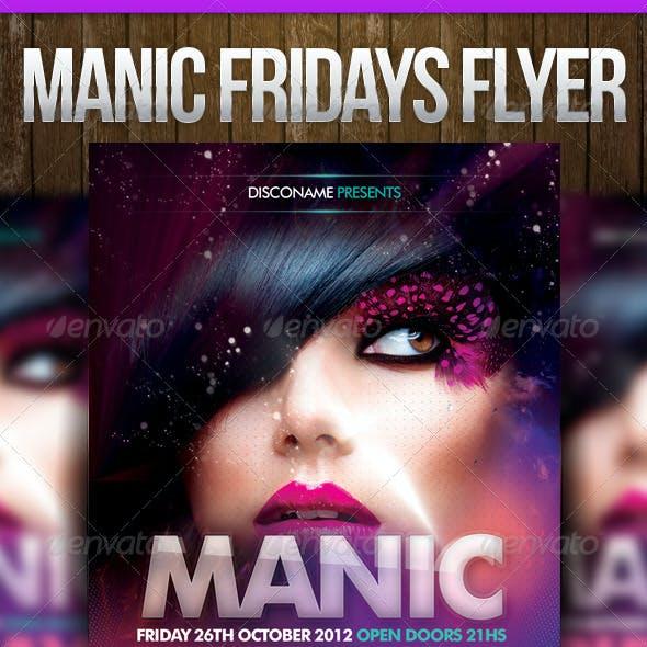 Manic Fridays