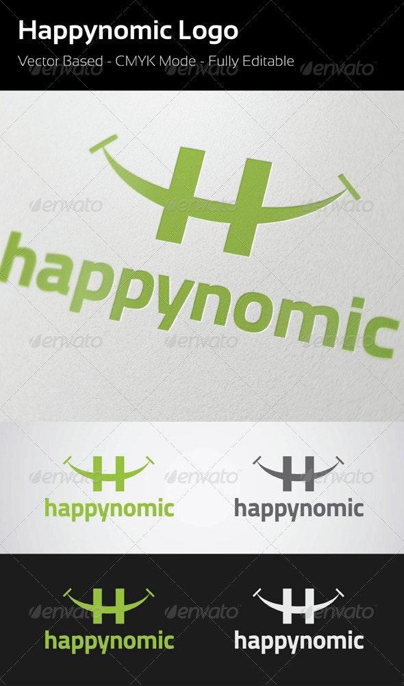 Happynomic Logo - Symbols Logo Templates