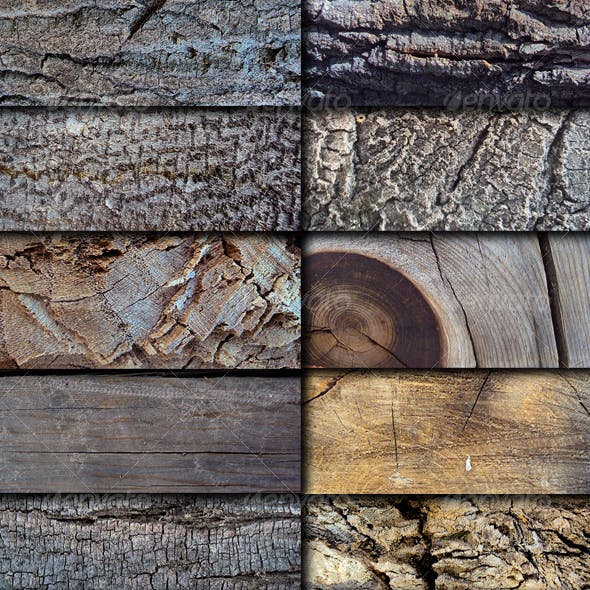 12 High Quality Wood Textures