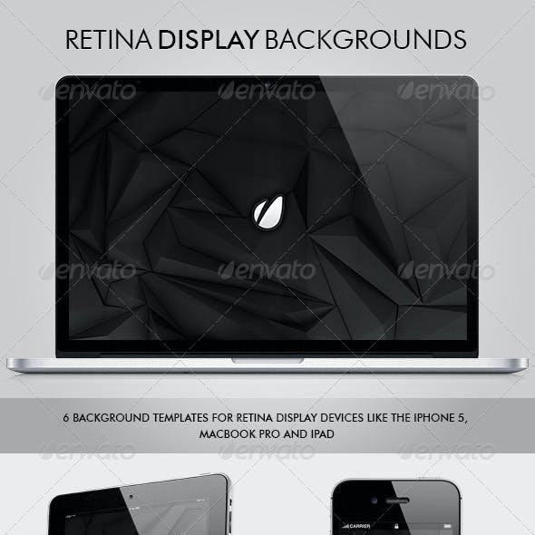 Retina Display Backgrounds