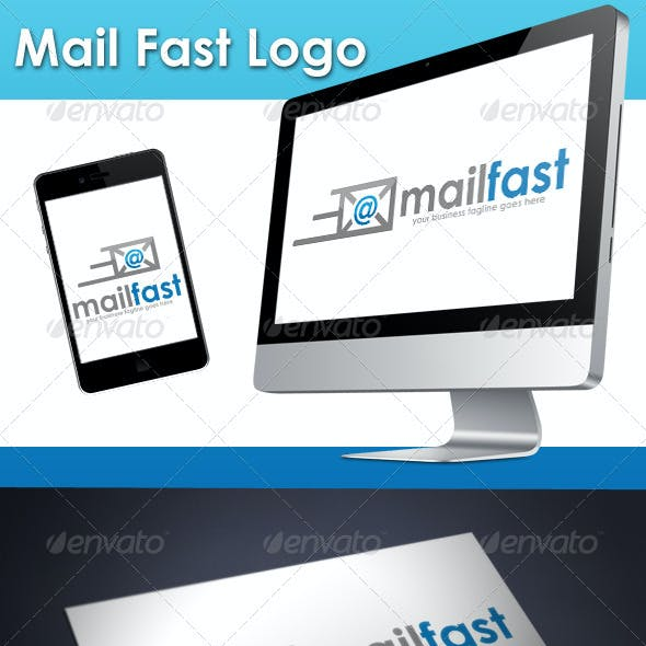 Mail Fast Logo