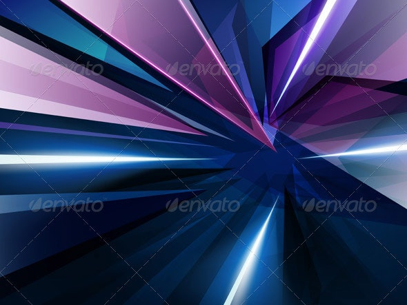 Abstract Vector Background - Backgrounds Decorative