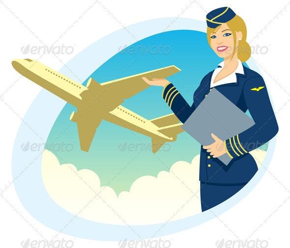 Air Travel - Travel Conceptual