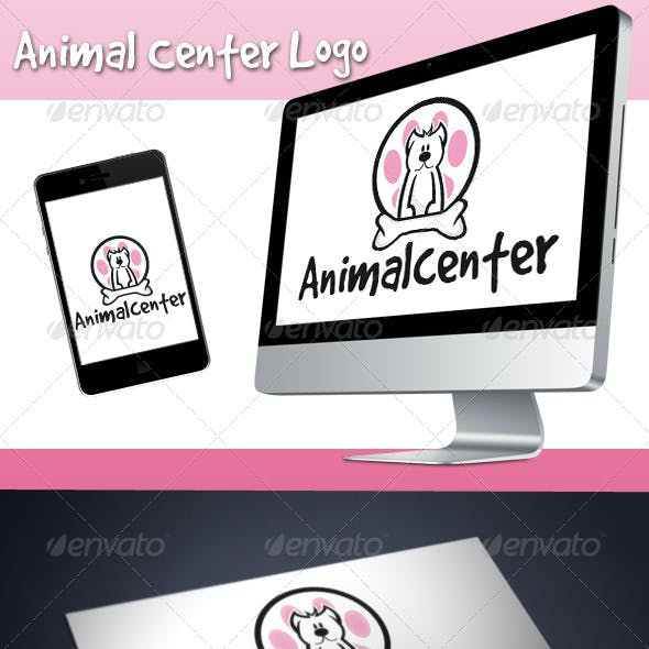 Animal Center Logo