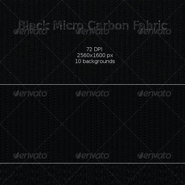 Dark Micro Carbon Fabric Pack