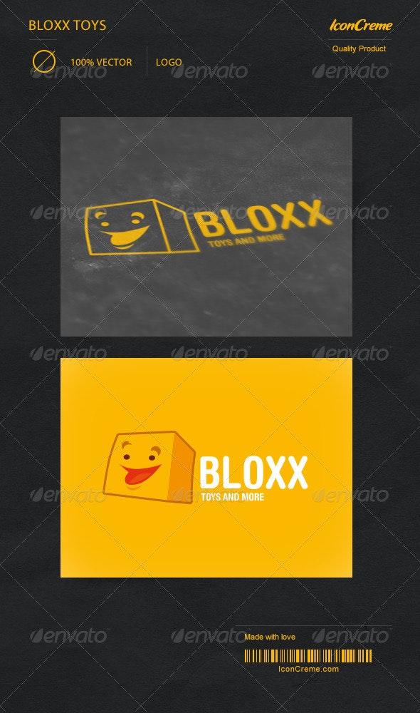 Boxx Toys Logo - Objects Logo Templates