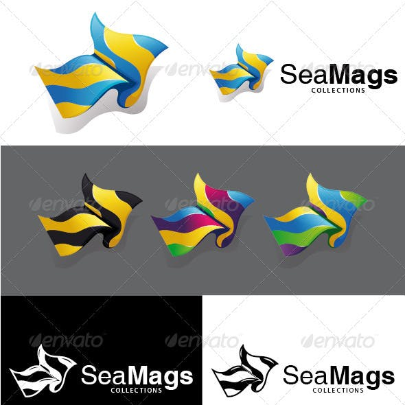 SeaMags Collections Logo