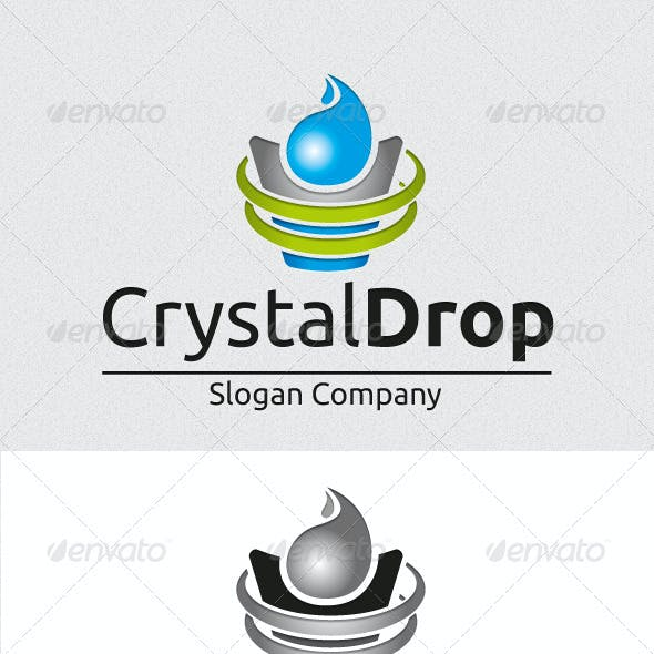 Crystal_Drop_Logo