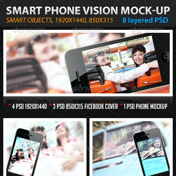 Smart Phone Vision