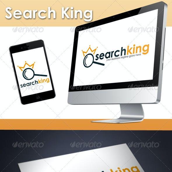 Search King Logo