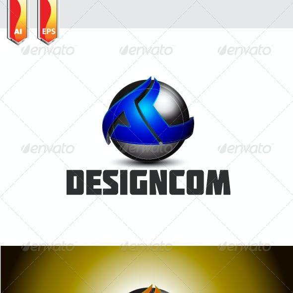DesignCom Logo