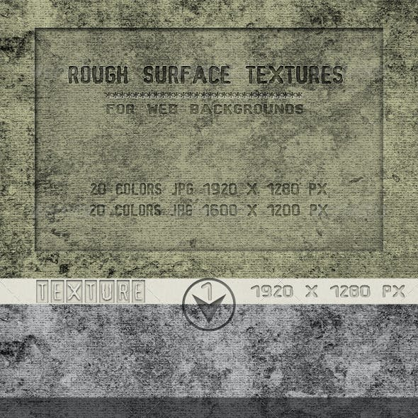 Rough Surface Textures