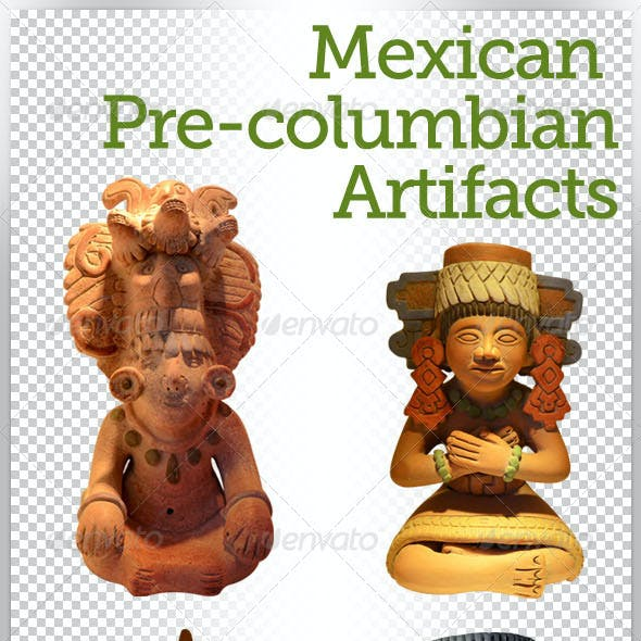 Mexican Pre-Columbian Artifacts