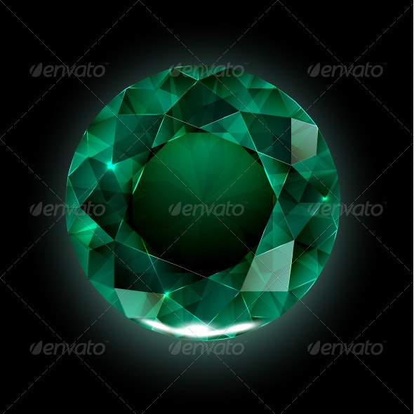 Emerald - Man-made Objects Objects