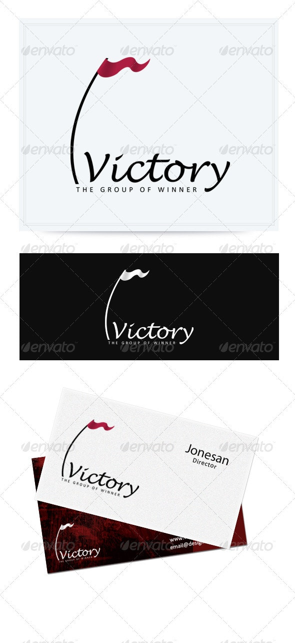 Victory - Abstract Logo Templates