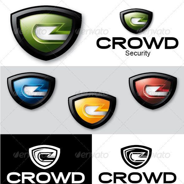 Crowd Security Logo