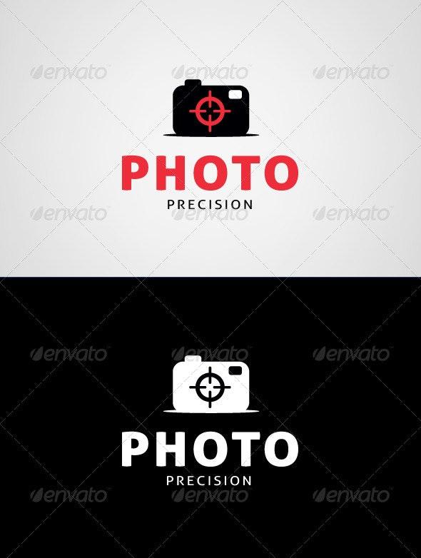 Photo Precision Logo Template - Objects Logo Templates