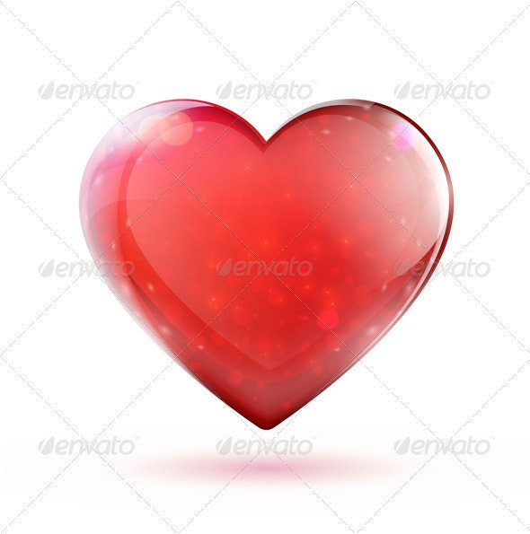 Heart shape - Decorative Symbols Decorative
