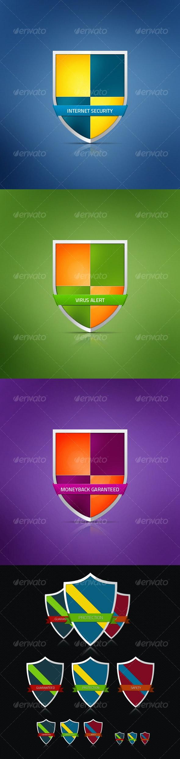 Guard Shields - Miscellaneous Web Elements
