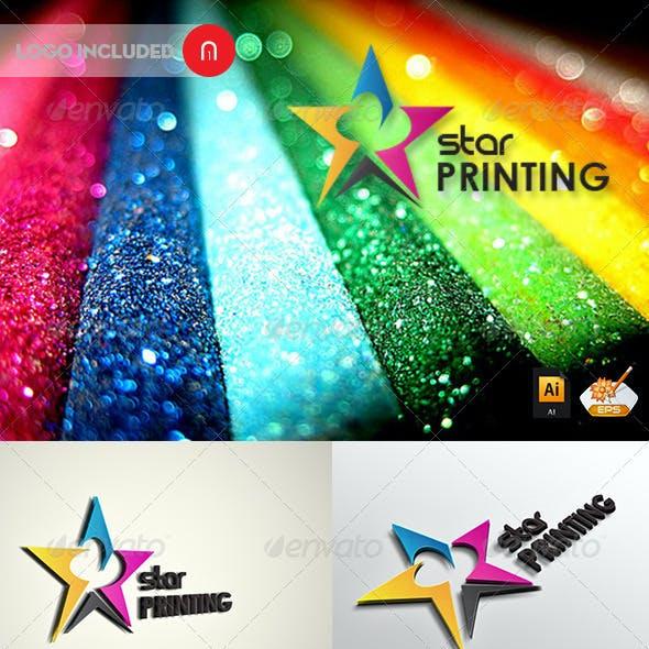 Stationary & Identity -Star Printing