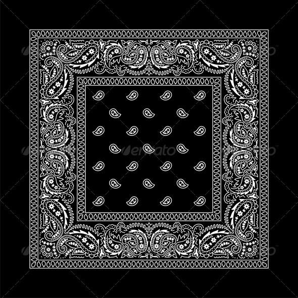 Bandana - 2 (Black)