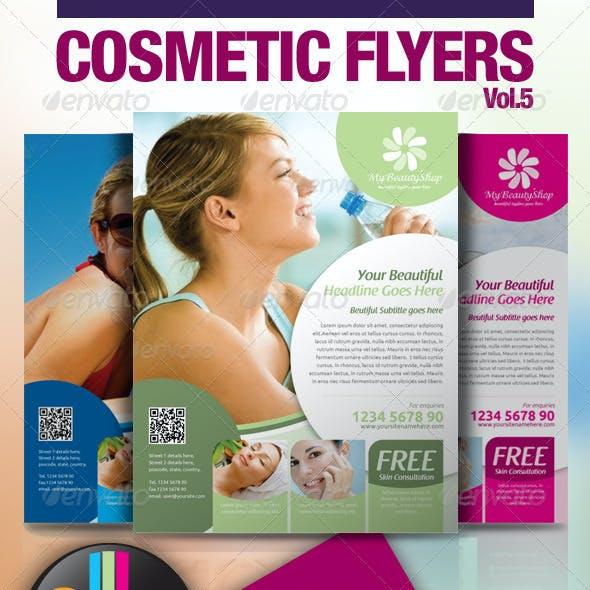 Cosmetic Flyer Vol.5