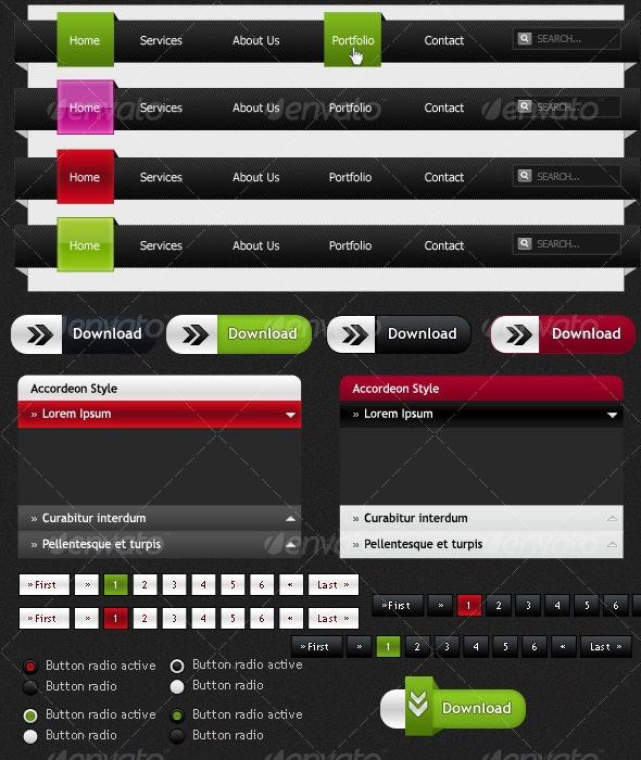 Clean Web Elements - Web Elements