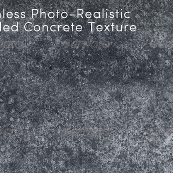 Hi-Res Seamless Pebbled Concrete Texture