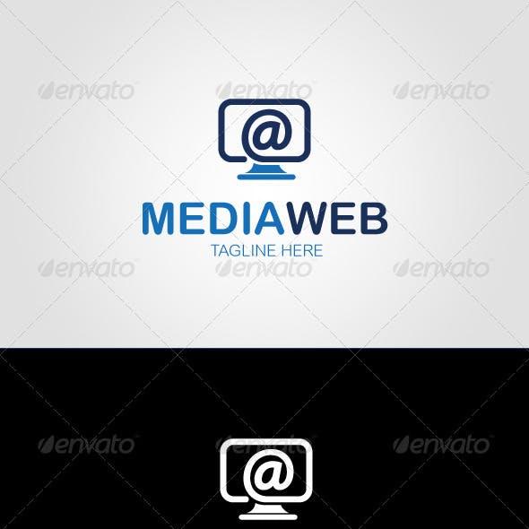 Media Web Logo Template