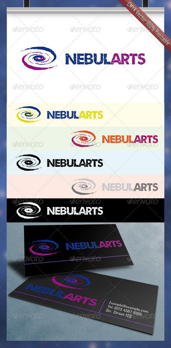 Nebularts Logo - Symbols Logo Templates