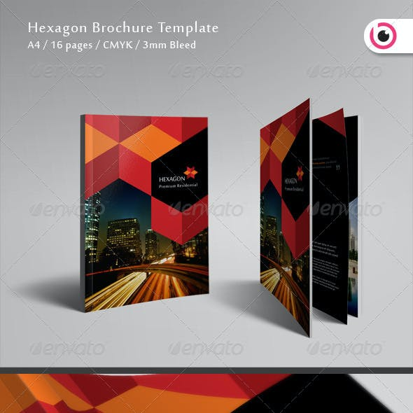 Hexagon Brochure 16 Pages
