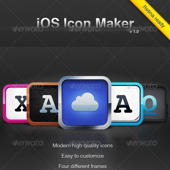 IOS Icon Maker 1