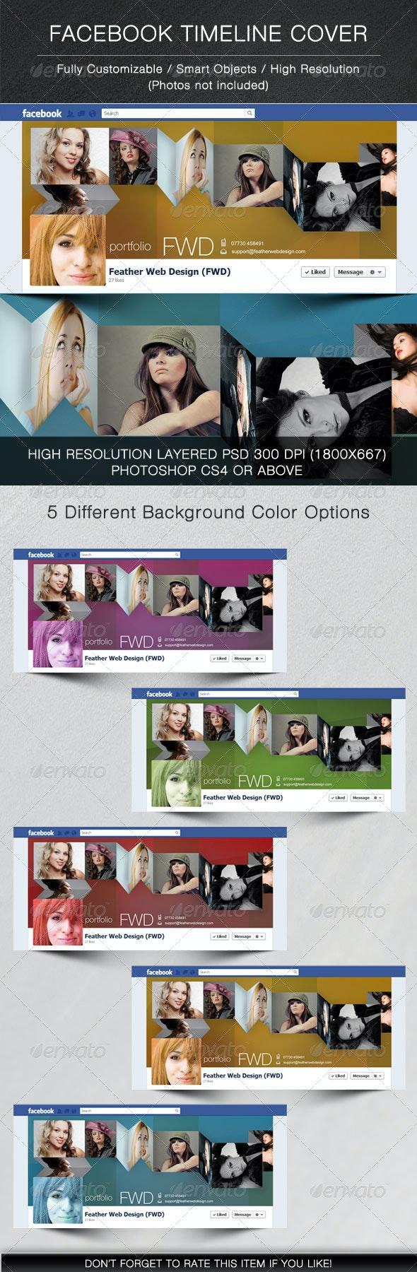 FB Timeline Cover - Image Strip - Facebook Timeline Covers Social Media