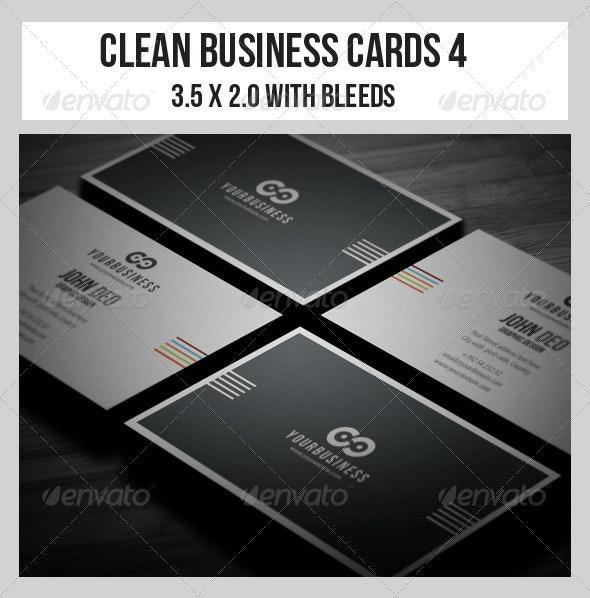 Corporate Business Cards 4 - Corporate Business Cards