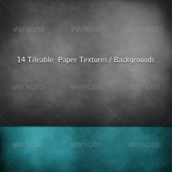 14 Tileable Textures / Backgrounds