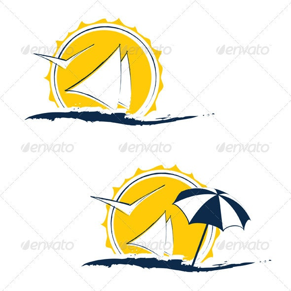 Summer Holiday - Travel Conceptual