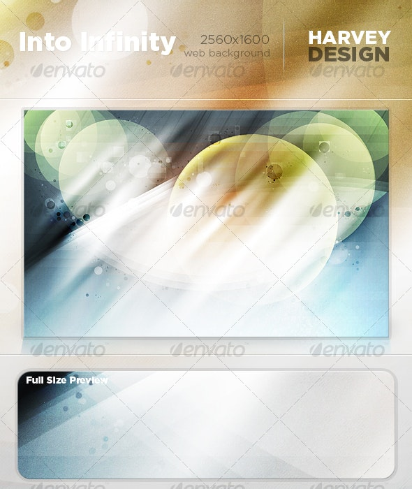 Into Infinity Background - Backgrounds Graphics